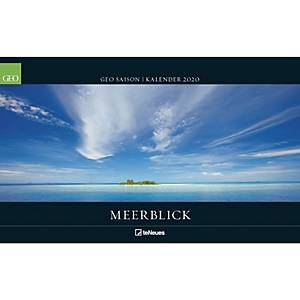 Bildkalender 2020 Zettler 95557, Meeblick, 580x360mm
