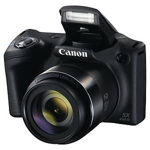 Appareil photo numérique Canon Powershot SX430IS - 20 Mpx - noir