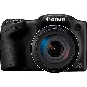 CANON SX430IS POWERSHOT DIG CAMERA BLK