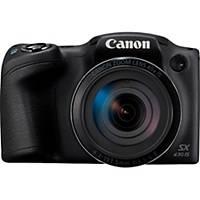 Cámara de fotos digital compacta Canon Powershot SX430IS - negra