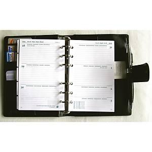 Succes Standard organiseur avec couverture Basic noir
