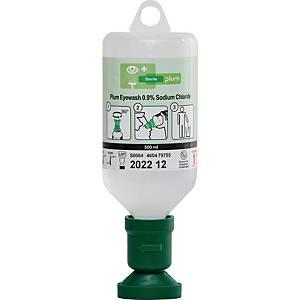Augenspülflasche Plum 4604, 500 ml Natriumchloridlösung