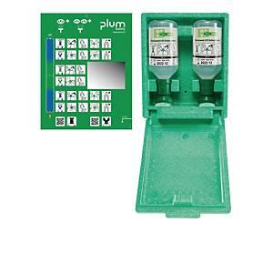 PLUM 4650 EYE WAH STATION BOX + 2X500ML