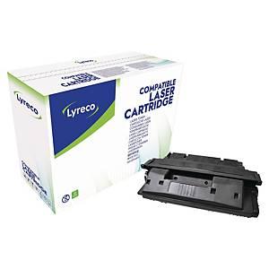 Toner Lyreco kompatibel zu HP C4127X / Canon EP-52, 10000 Seiten, schwarz