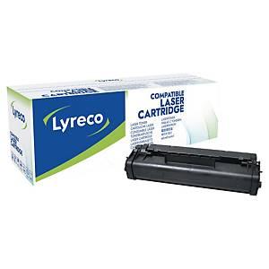 Toner Lyreco kompatibel zu Canon FX-3, 2700 Seiten, schwarz
