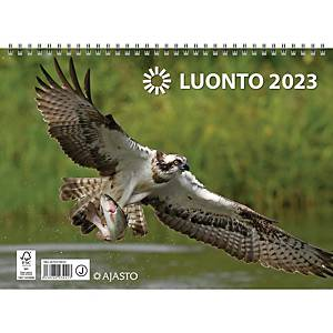 Ajasto Luonto seinäkalenteri 2021 290 x 420 mm