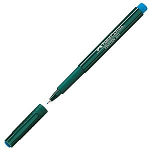Fineliner AWF 1511, Strichstärke: 0,4mm, blau
