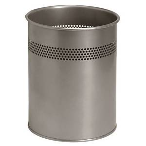 Twinco roska-astia metalli 14,7L hopea