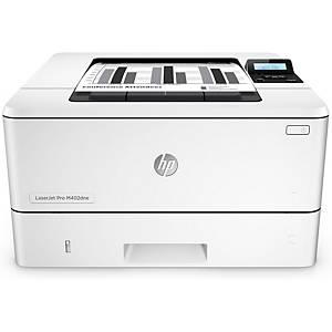 Drucker HP Pro M402dne, Blattformat A4, Laser schwarz/weiss