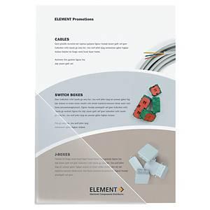Pack de 6 fundas adhesivas 3L