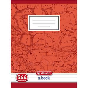 HERLITZ 544 SCHOOL NOTEBOOK A5 RUL