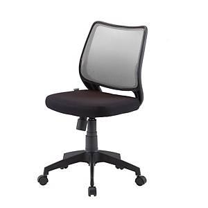 WORKSCAPE เก้าอี้สำนักงาน ALICE ZR-1002 สีเทา/ดำ