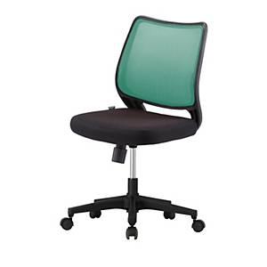 WORKSCAPE เก้าอี้สำนักงาน ALICE ZR-1002 สีเขียว/ดำ