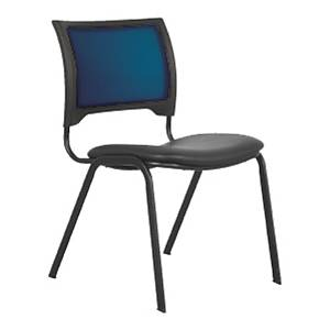 ACURA เก้าอี้จัดเลี้ยง/เก้าอี้พักคอย DV/C น้ำเงิน