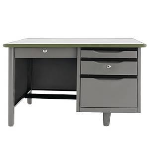 APEX ATC-2642 Steel Office Desk Grey