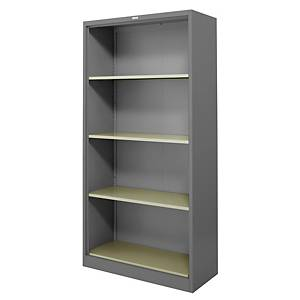 WORKSCAPE ZOS-1886 Steel Filing Shelf Grey