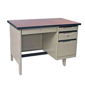 KINGDOM NTC-2648 Steel Table Cream