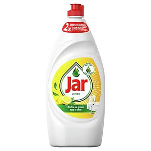 Prostriedok na ručné umývanie riadu Jar, citrón, 900 ml