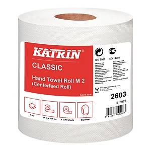 PK6 KATRIN 2603 HAND TOWELL ROLL 2PLY