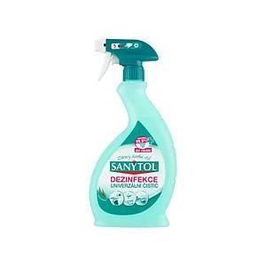 Dezinfekčný čistiaci prostriedok Sanytol Universal bez chlóru, 500 ml