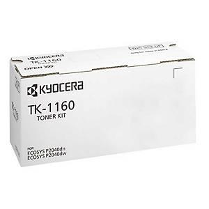 Cartouche toner Kyocera TK-1160, noire
