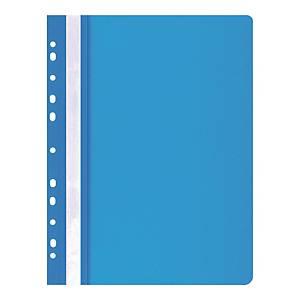 Skoroszyt OFFICE PRODUCTS, A4, wpinany, niebieski