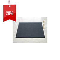 3M 3100 SAFETY WALK ENTRANCE MAT 900 X 1500 BLACK - EACH