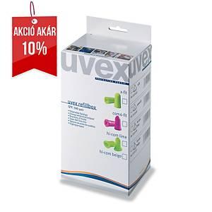 UVEX HI-COM utántöltő csomag  ONE 2 CLICK   adagolóba, 300 pár