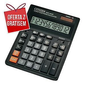 Kalkulator CITIZEN SDC444S 12-Poziomowy Czarny