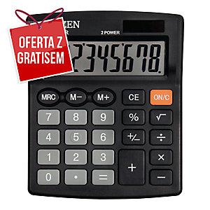 Kalkulator CITIZEN SDC805NR 8-Poziomowy Czarny