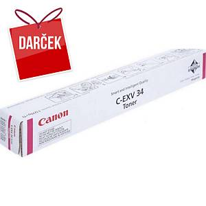 Canon laserový toner C-EXV 34 (3784B002), magenta