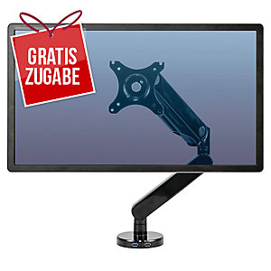 FELLOWES PLAT.SERIES EINZEL MONITOR ARM