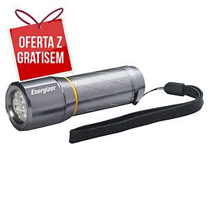 Energizer Light metal Vision HD 3 x AAA Latarka