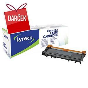 Lyreco kompatibilný laserový toner Brother TN2310, čierny