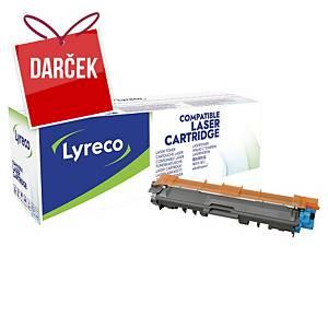 Lyreco kompatibilný laserový toner Brother TN242C, cyan