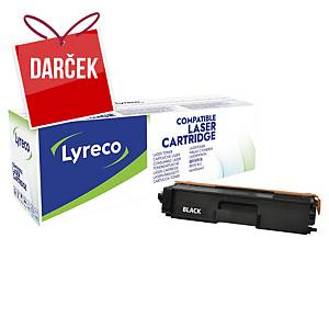 Lyreco kompatibilný laserový toner Brother TN321BK, čierny