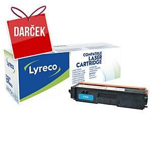 Lyreco kompatibilný laserový toner Brother TN321C, cyan
