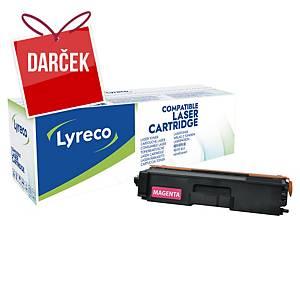 Lyreco kompatibilný laserový toner Brother TN321M, magenta