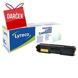 Lyreco kompatibilný laserový toner Brother TN321Y, žltý