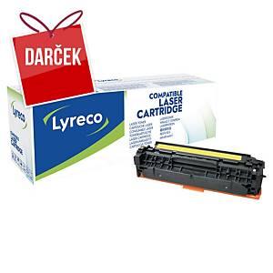 Lyreco kompatibilný laserový toner Canon CRG718 (2659B002), žltý