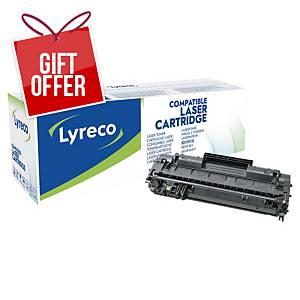 LYRECO LAS CART COMP CANON 719 BLK