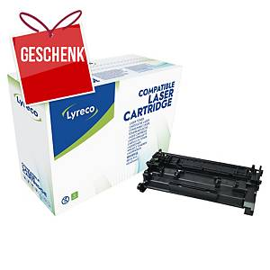LYRECO kompatibler Toner HP 26A (CF226A) schwarz