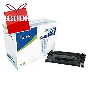 Lyreco kompatibler Lasertoner HP 26X (CF226X), schwarz