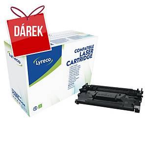 LYRECO kompatibilní toner HP 26X (CF226X), černý
