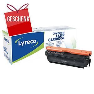 LYRECO kompatibler Toner HP 508A (CF360A) schwarz