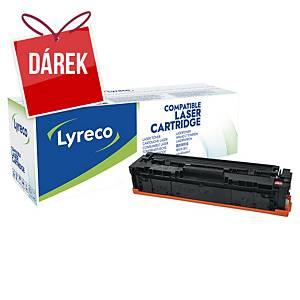 LYRECO kompatibilní toner HP 201X (CF403X), magenta