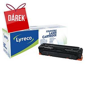 LYRECO kompatibilní toner HP 410A (CF410A), černý