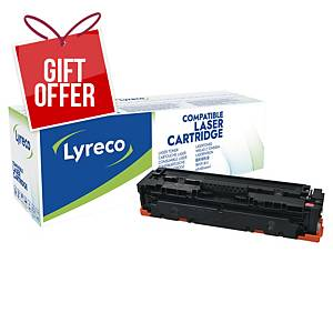 LYRECO LAS CART COMP HP CF413A MAGE