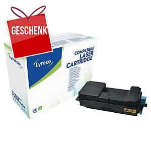 LYRECO kompatibler Lasertoner KYOCERA (1T02MT0NL0) schwarz