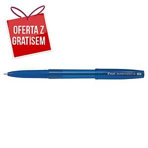 Długopis żelowy Pilot Supergrip G, niebieski